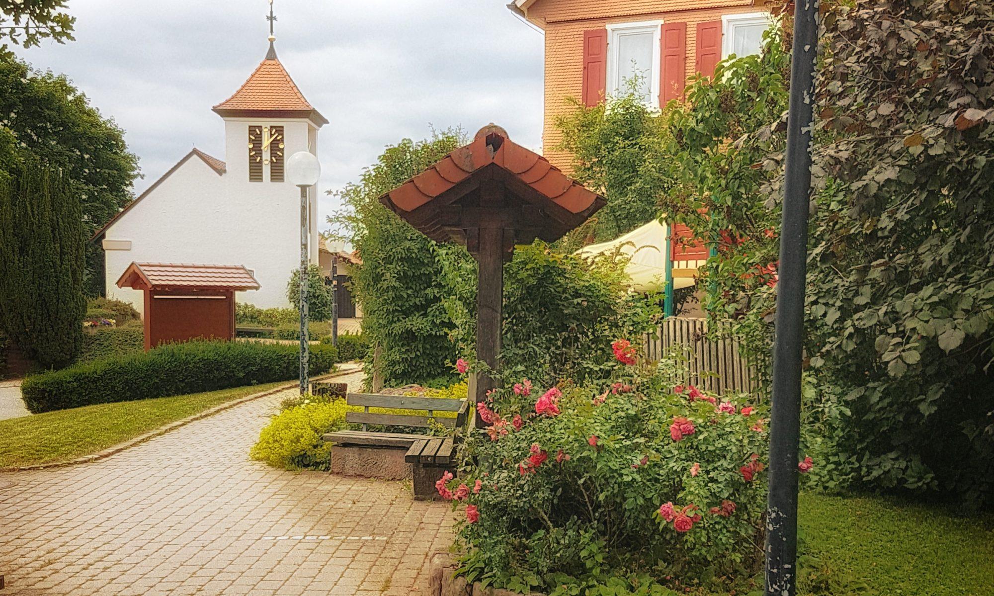 Förderverein für das Dorfzentrum Bad Liebenzell-Beinberg e.V.